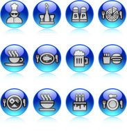 Food And Drink Icons N19