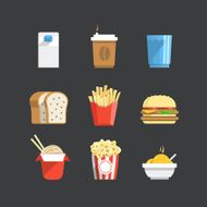 Food Icons Collection N2