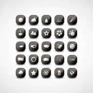 Icon Set for Web N2