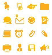 Business Office Icons N3