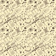 Seamless Law & Order Pattern