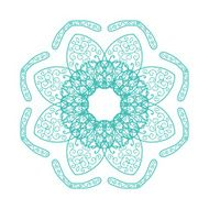 Arabesque ornament for your design N3