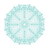 Arabesque ornament for your design N7