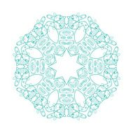 Arabesque ornament for your design N8
