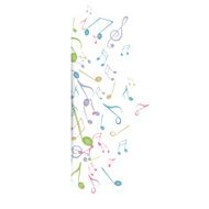 Vector Background with Music Notes N22