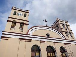 catholic church in Baracoa, Cuba