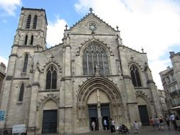 church of st pierre bordeaux