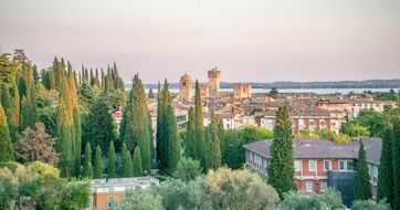 lake garda sirmione italy resort