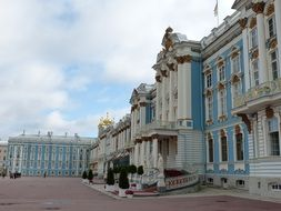catherine's palace st petersburg russia