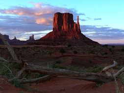 monument valley utah arizona usa