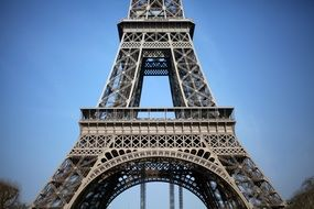 Eiffel Tower is a symbol of Paris