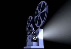 movie projector like nostalgia