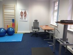 home for occupational health and massage