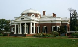 monticello dome museum house home