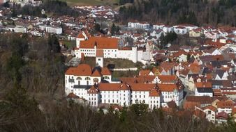 st mang abbey panorama