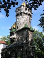 middle ages tower