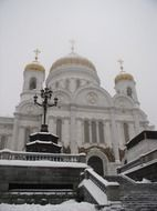 cathedral christ saviour moscow