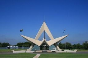 modern south african air force memorial