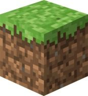 cube building block, minecraft