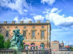 stockholm sweden city scandinavia
