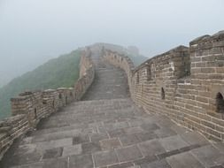 great wall of china landmark