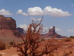 monument valley southwest usa