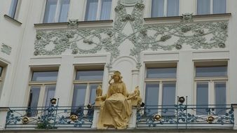 prague home ornaments