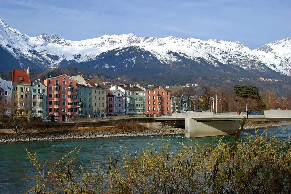 innsbruck mountains