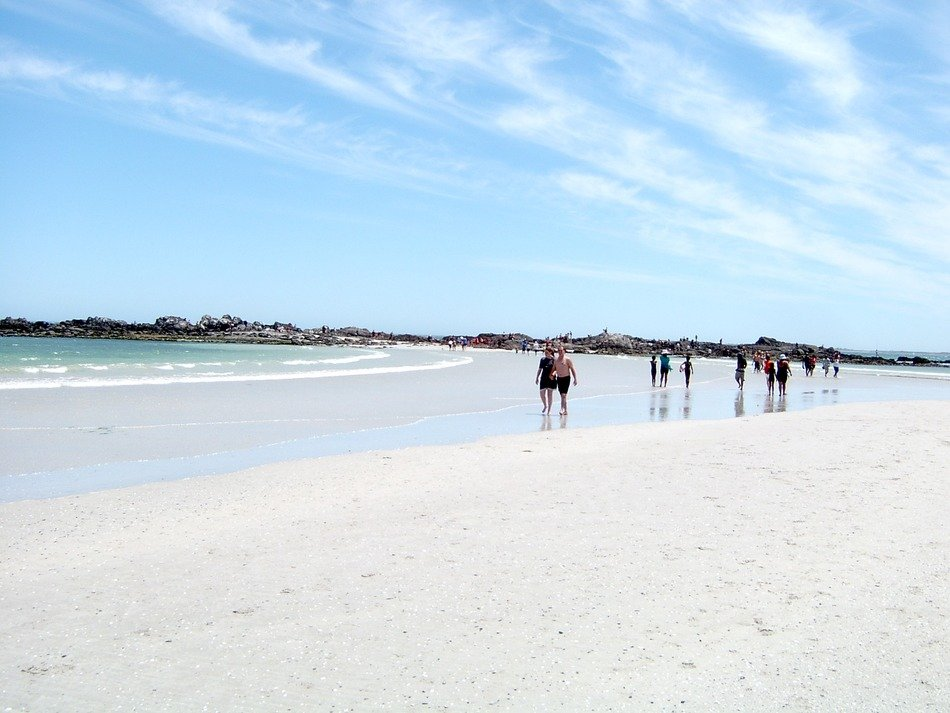 cape town white beach