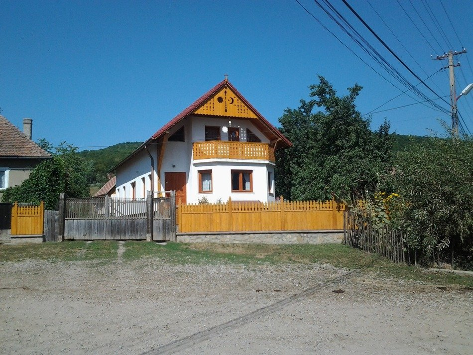 Residential house in Transylvania