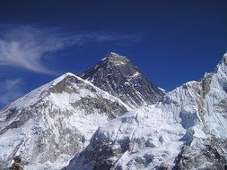 mount everest summit pyramid viewpoint