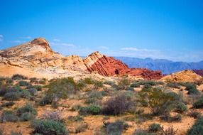 wonderful valley of fire nevada national park