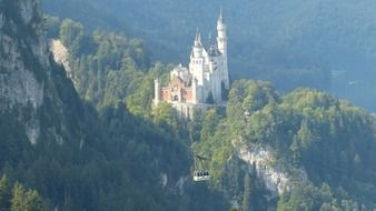 fairy neuschwanstein castle