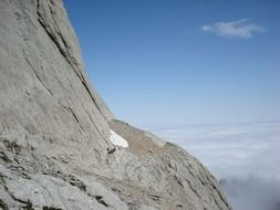 asturias peak urriellu face this
