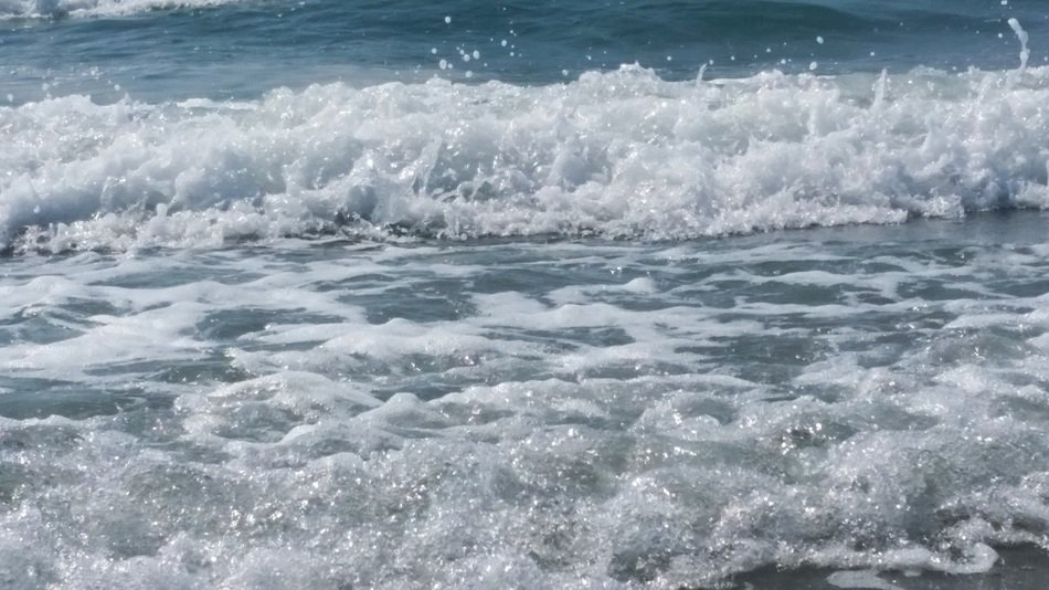 waves sea ocean