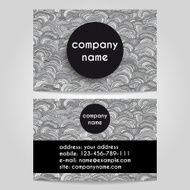business card for company N3