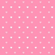 Heart pattern icon great for any use Vector EPS10