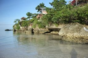 beaches in the resorts in the philippines