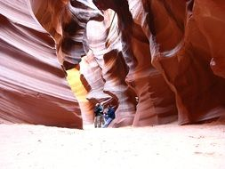 slot canyon southwest scenic
