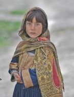 girl child female afghanistan cute