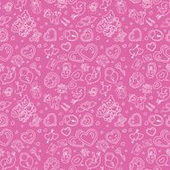 Seamless wedding patterns N3