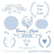 Wedding design elements N2