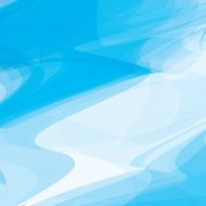 abstract vector blue wave transparency pattern background
