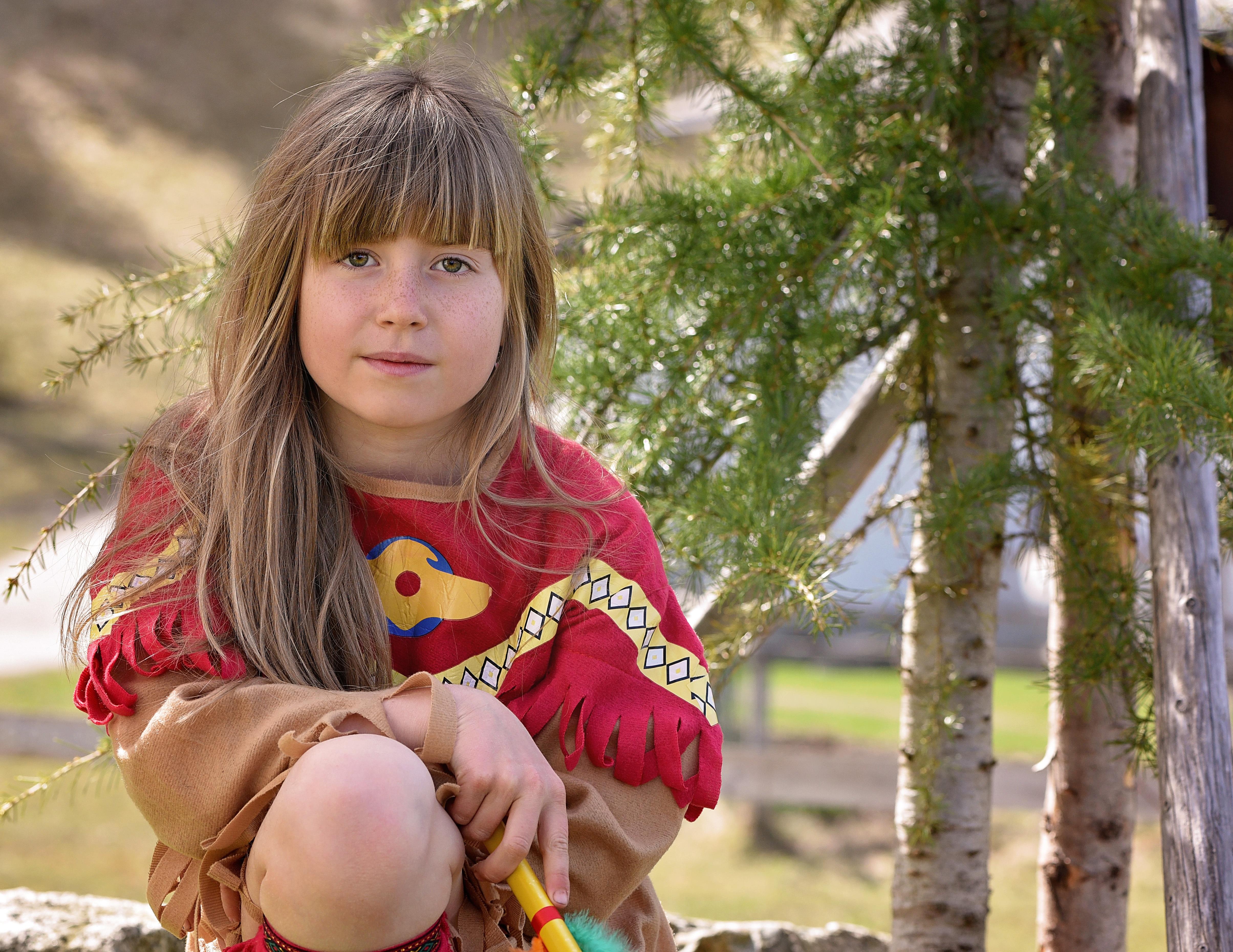Ребенок портрет