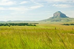 countryside in south africa