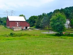 farm photo in Pennsylvania