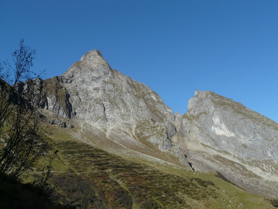 south-east wall of the Alps