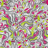 Ethnic seamless pattern N17