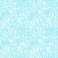 Seamless hand-drawn abstract pattern Endless texture in warm co N2
