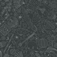 Japanese Seamless Pattern N5